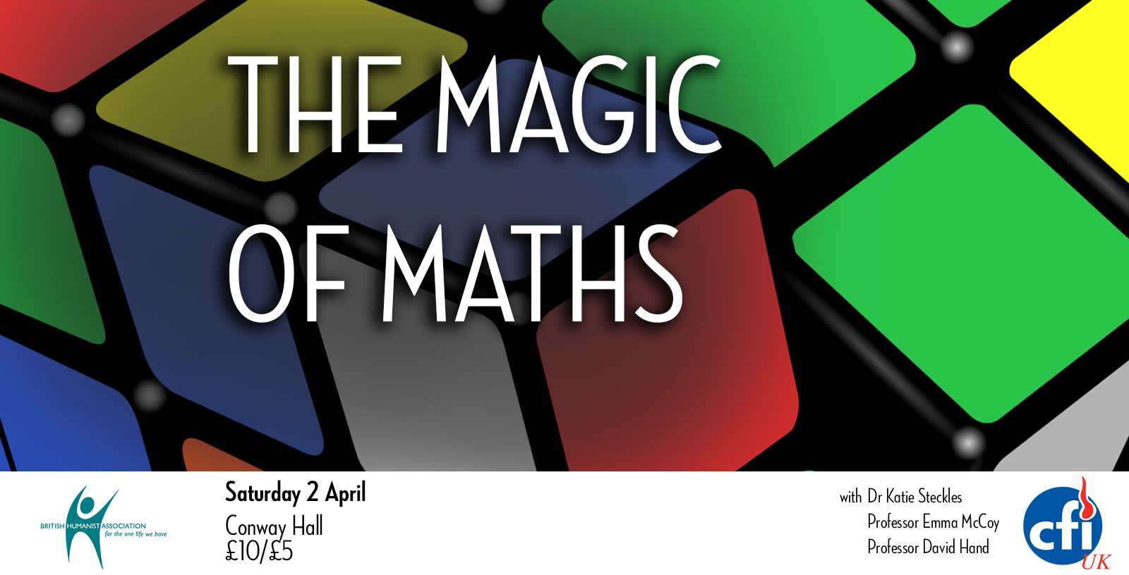 CFI UK Day Conference – The Magic of Maths » Humanists UKHumanists UK