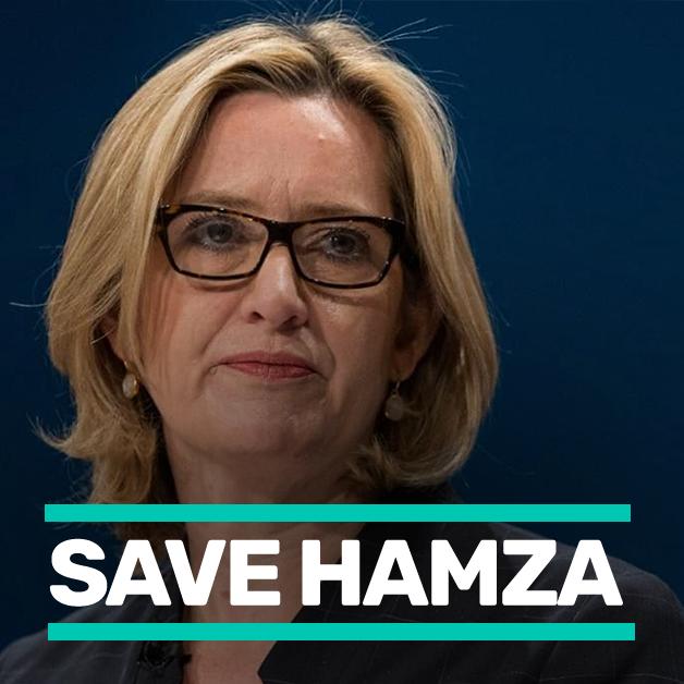 Save Hamza