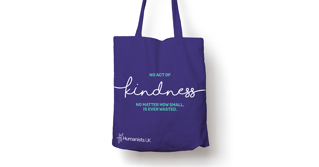 6a5783fc2c Tote Bags » Humanists UK