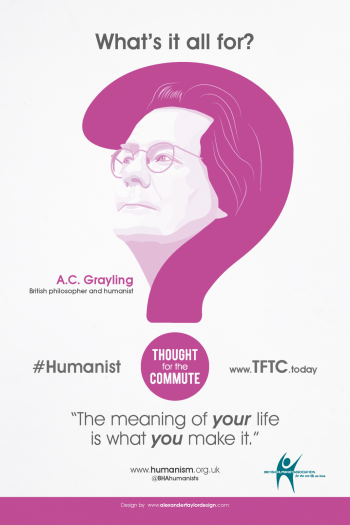 Posters » Humanists UK