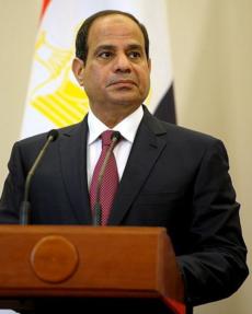 Egyptian President Abdel Fattah el-Sisi. Photo: Wikimedia.