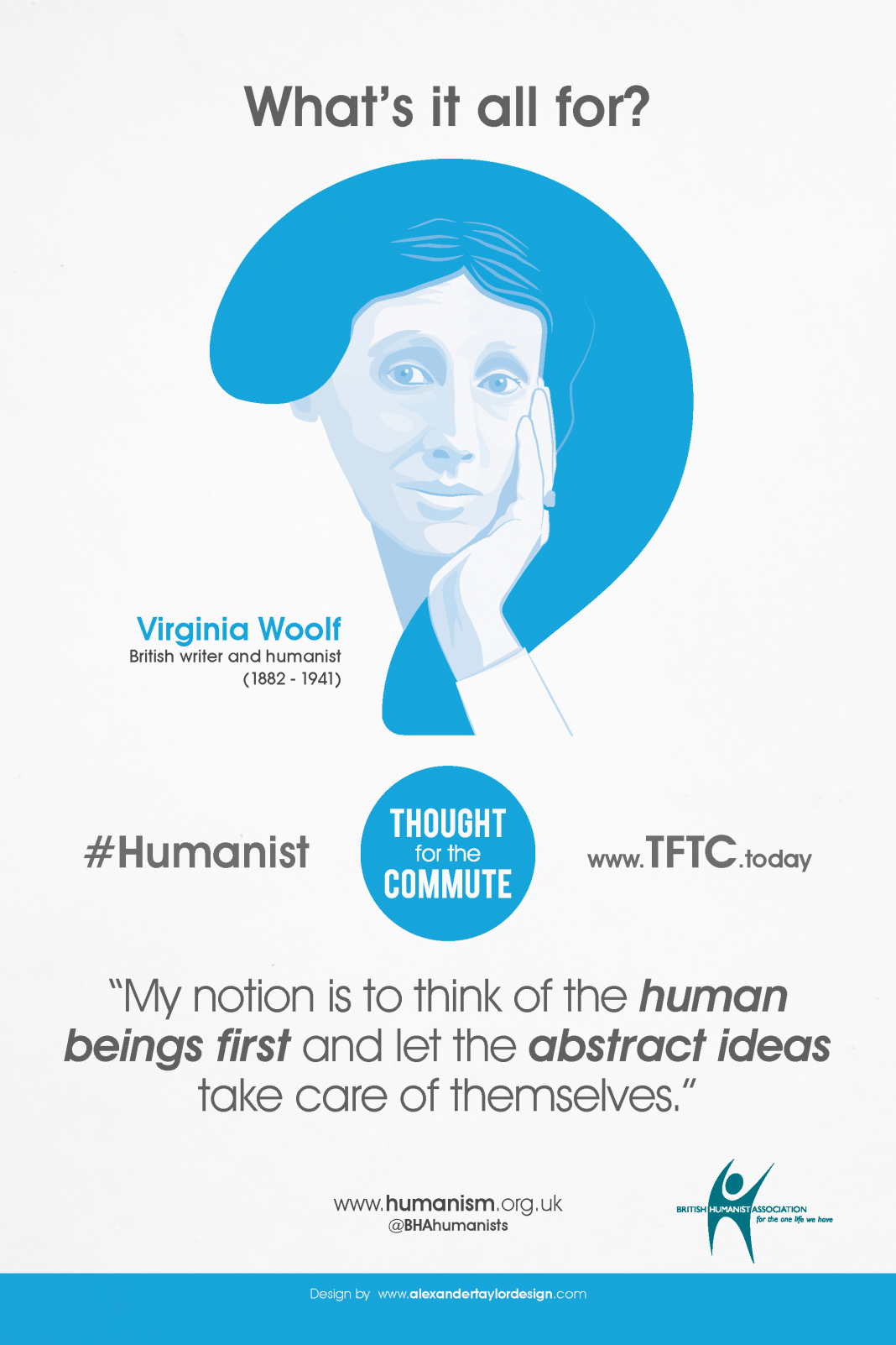 Posters Humanists UK