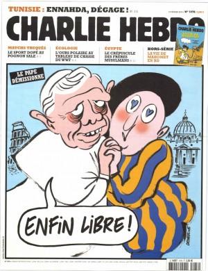 Charlie Hebdo Pope Francis