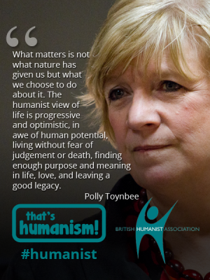 That's Humanism - British Humanist Association Photo