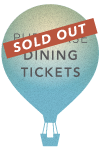 Sold out balloon dining tickets