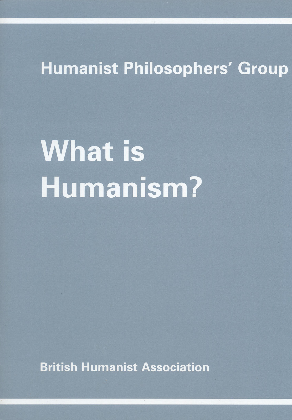 philosophy books british humanist association what is humanism