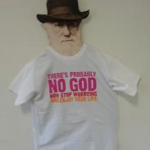 Atheist Bus T-Shirt