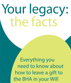 Your legacy: the facts