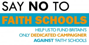 BHA launches 2016 fundraiser for Faith Schools Campaigner