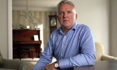 Simon Binner in tonight's documentary. Photograph: Graham Smith/BBC/Minnow Films.