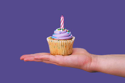 Start a birthday fundraiser
