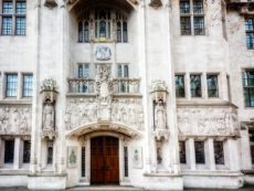 The Supreme Court, London https://www.flickr.com/photos/garryknight/24686795976